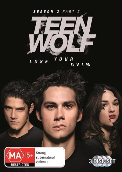 Teen Wolf Season 3 Part 2 DvdLose your mindWhile Scott struggles to find his place as an Alpha, he...