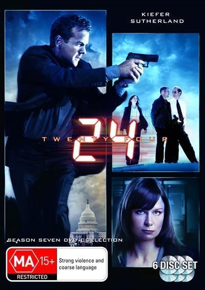 <H3> 24 Season 7 DVD - On Sale Now With Fast Shipping<H3>Season 7 picks ups...