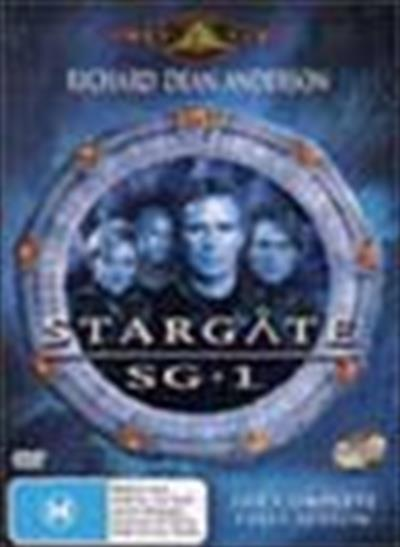 <H3> Stargate SG1 Season 1 DVD - On Sale Now With Fast Shipping<H3>The...