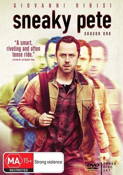Sneaky Pete - Season 1 DVD      The Truth is Always ChangingA con man...