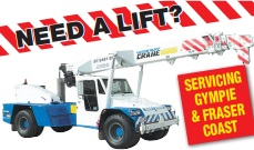 NEED A LIFT   Servicing Gympie and Fraser Coast    80 & 200 tonne Grove All Terrain   10-20...