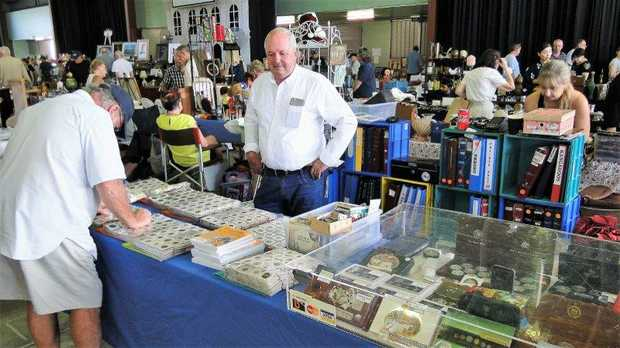 Ipswich / Rosewood Collectables & Antiques Fair    Sat 26th Oct 8am - 2pm Early Birds ($12) 7am.