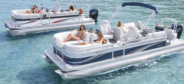 QWEST PONTOON BOATSBUY DIRECT FROMIMPORTER & SAVE $NOW IN STOCKYour chice of size and colourLatest...