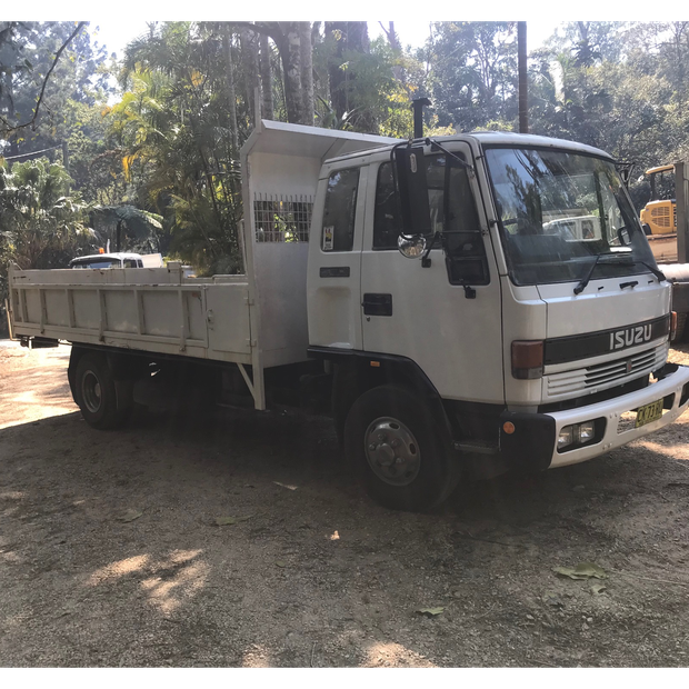 Truck is in good condition for its age the trucks gvm has been upgraded to 10.2 tonnes