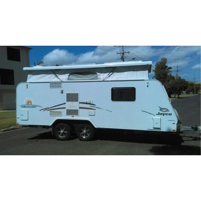2012 18' Discovery Pop Top   