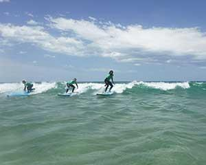 Enjoy an unforgettable surf expedition along the beautiful Bellarine Peninsula and Great Ocean Road.