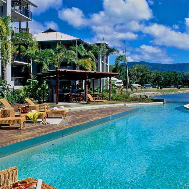 Explore the gateway to the Great Barrier Reef with a relaxing stay at the Blue Lagoon Resort, located...