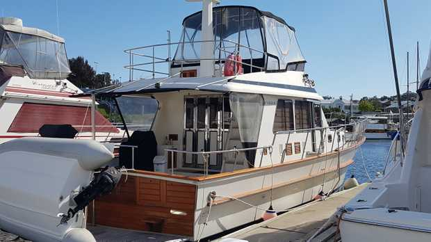 Alaska 45 Flybridge  
