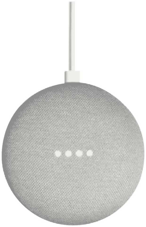 """Meet the 2nd generation Nest Mini, the speaker you control with your voice. Just say """"Hey Google"""" to..."""