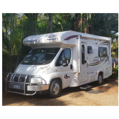 2008 Jayco Conquest Fiat Ducato   