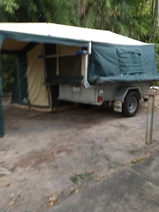 Camper Trailer, 11 mths Rego. King Bed $2600 0408457973