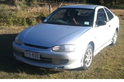 2001 MITSUBISHI Lancer   