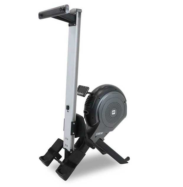 Large, heavy duty smooth rowing action 17 programs 16 intensity levels Smooth actioned magnetic rower...