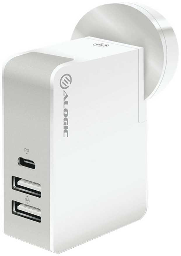 * Suitable for charging laptops, tablets and phones with a single universal charger * Multi Country...