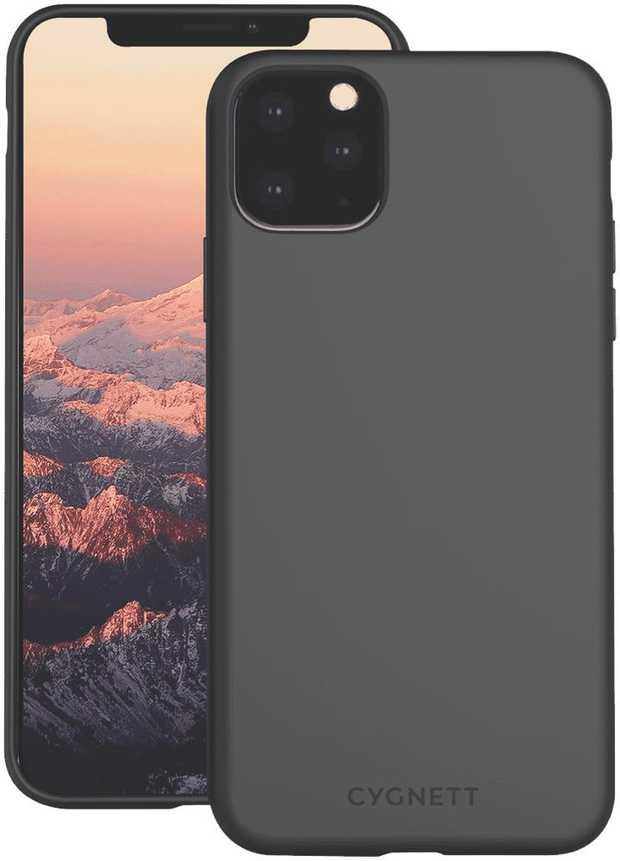 iPhone 11 Pro Soft Feel Case (Black)