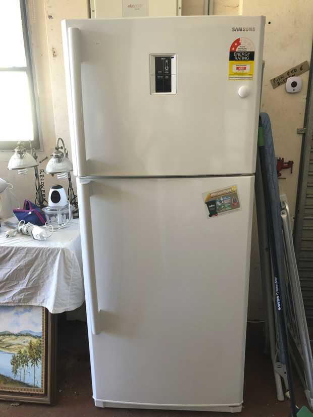 White goods, furniture, appliances, bric brac, pots, outdoor furniture, books, Australian labels...