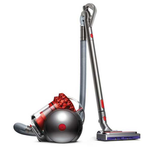 1.6L, high-capacity bin Dyson Cinetic science No dirty filters to wash or replace Pneumatic cleaner...