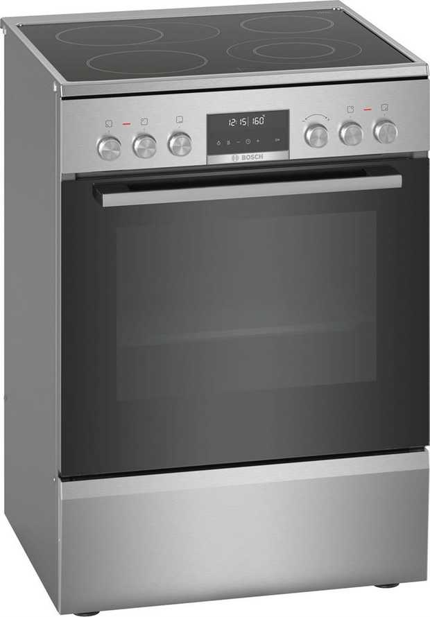 63L oven capacity 8 heating modes Glass-ceramic cooktop Pyrolytic self-cleaning Display & AutoPilot 3D...