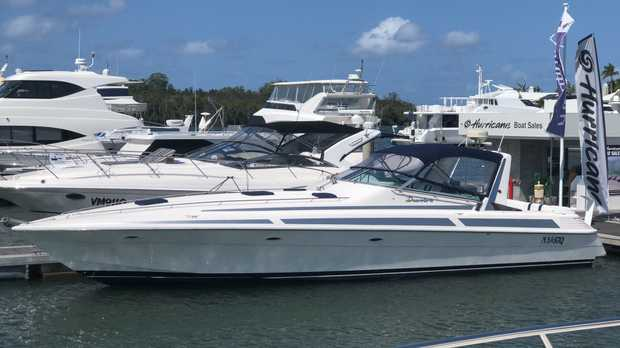 1992 Riviera 44 Diavolo    Two owner vessel that has lived out of water on Air Dock its whole life.