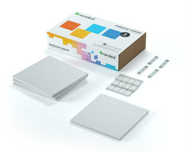 Intuitive Touch Control Modular Freedom Control Square's 'Shuffle' Button Touch Games Edge to Edge...