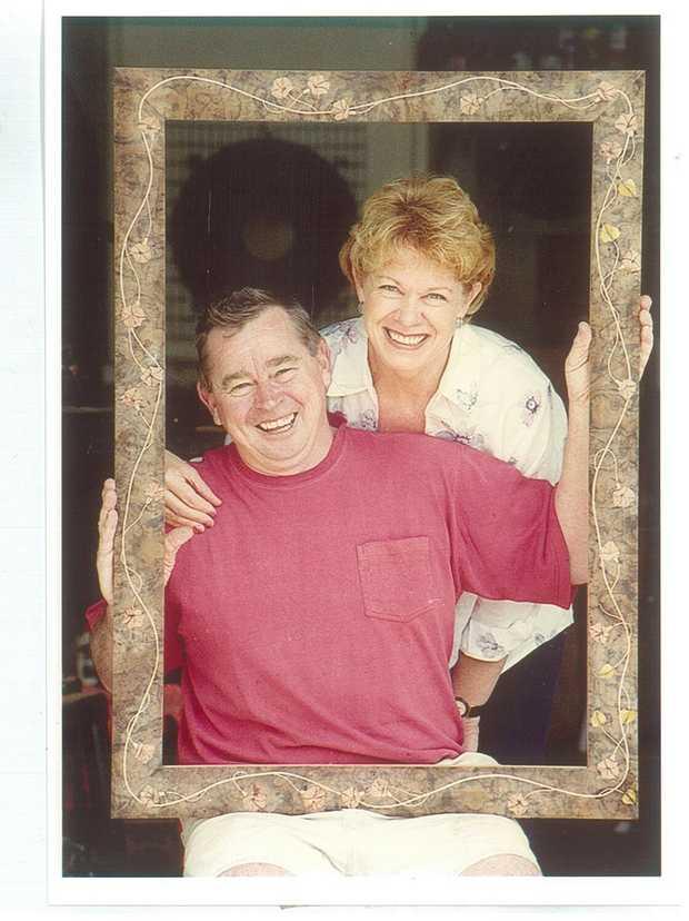 Geoff and Rhonda Hannah Mum and Dad, Mummar and Daddar. Happy 50th Wedding Anniversary! You are both...