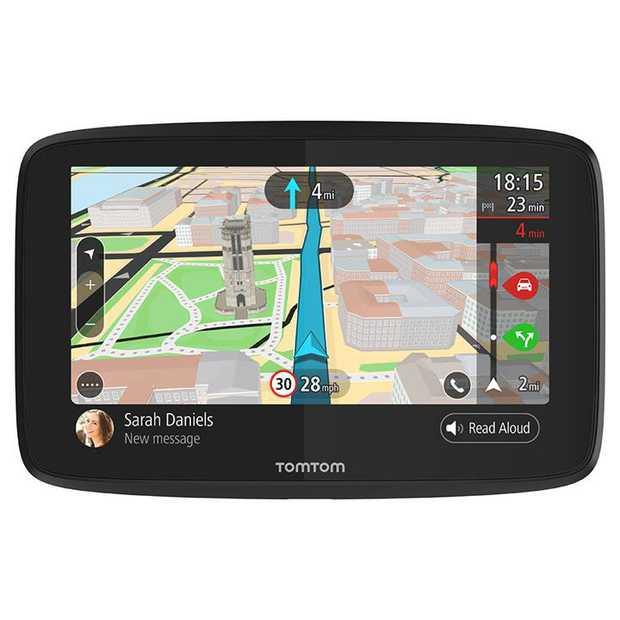 Lifetime Maps (World) Lifetime Speed Cameras MyDrive Cloud App TomTom Traffic via Smartphone Hands-free...