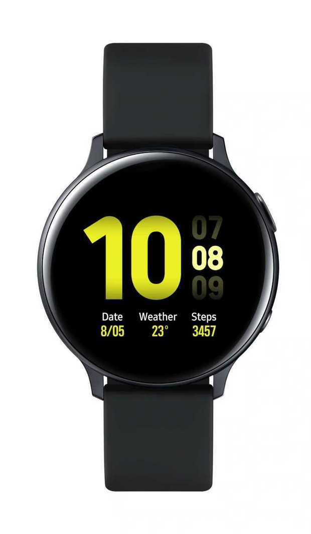 """Smart advice for wellness Stay connected without your phone Bluetooth v5.0 1.4"""" (34.5mm) main display..."""