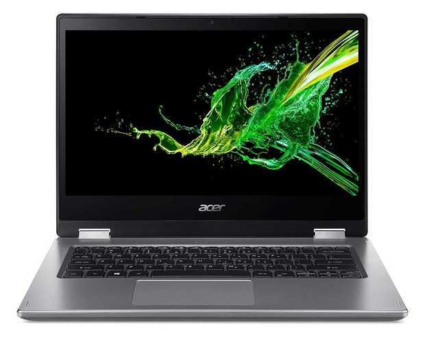 "Intel® Core™ i5-8265U 1.6GHz 4GB DDR4 Memory 256GB SSD 14"" FHD Multi-touch Screen Windows 10 Home..."