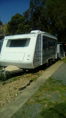 2003 JAYCO HERITAGE  