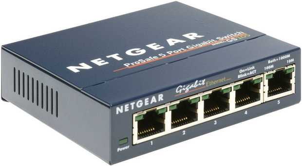 5 Ports Plug and Play Traffic Prioritization High Quality and Reliable Performance Energy Efficient ...