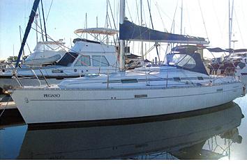 YACHT Beneteau 331 Oceanis 2002 34ft   30 hp diesel 2.6 dinghy & outboard,   recently...