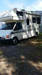 FORD TRANSIT WINNEBAGO