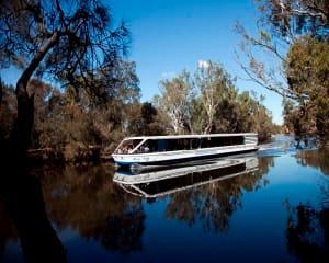 Its wine oclock every hour of this delicious Swan Valley wine cruise. Youre invited to journey through...