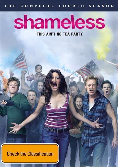 Shameless Season 4 - On Sale Now With Fast Shipping! Living crappily ever after.An alcoholic man lives...