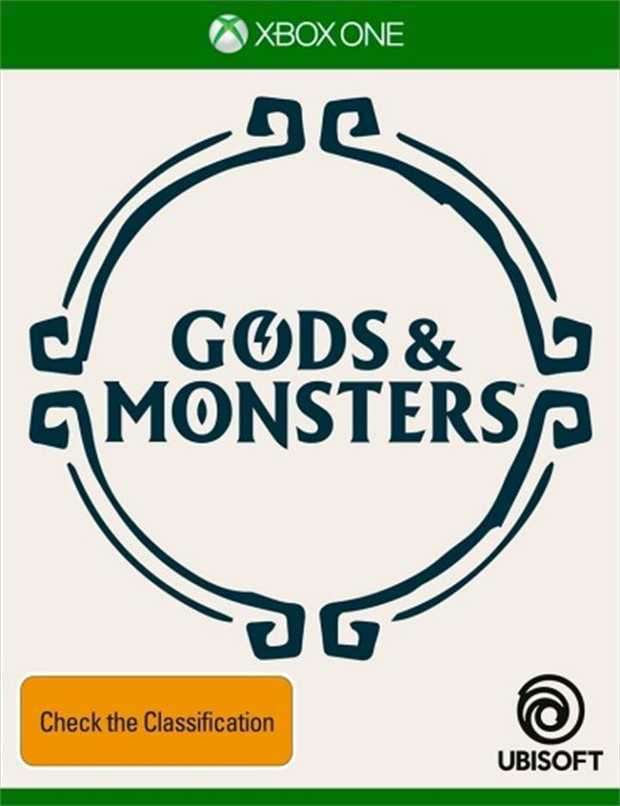 Gods and MonstersWill you be the Hero of the legends foretold?From the creators of Assassin's Creed...