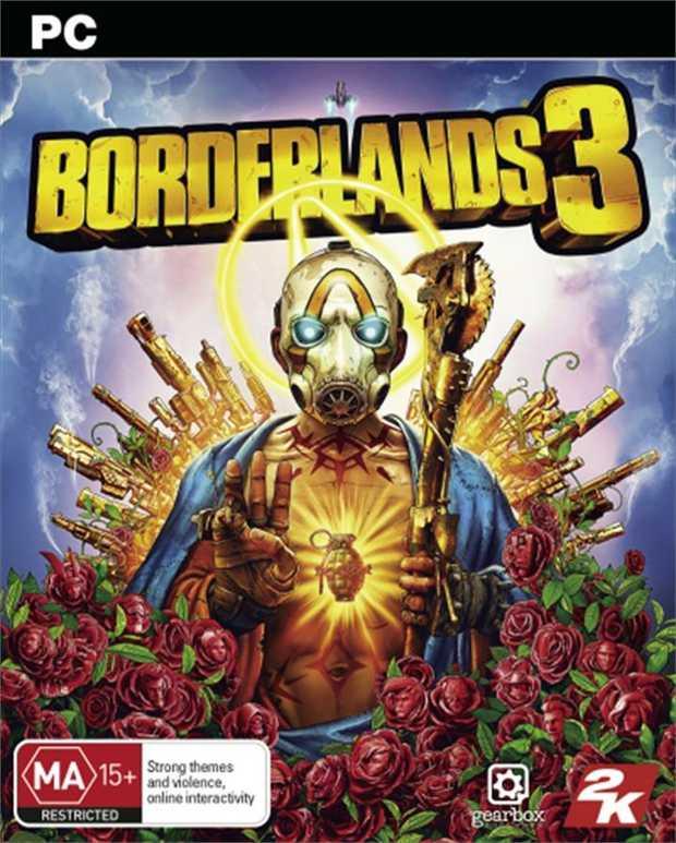 Borderlands 3Preorder Now & Get Additional items:Gold weapon skins & TrinketMayhem is...