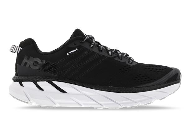 The Hoka One One Clifton 6 is the latest arrival in the Clifton family and continues to deliver the...