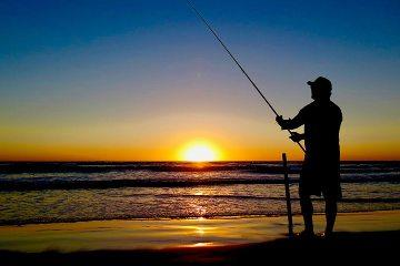 Enjoy an evening fishing on the beach and having a beer as you watch the sunset. This tour departs at...