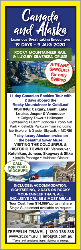 Luxurious Breathtaking Encounters