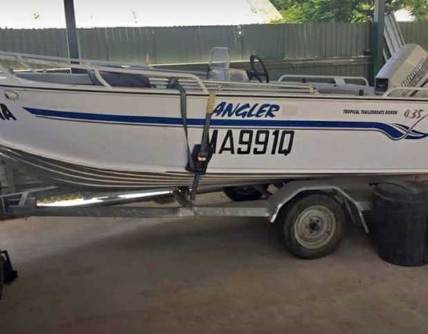 2000 Stessl Angler 4.35m   