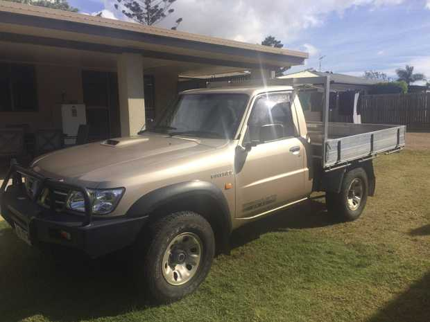 Good condition, tradies vehicle, 4.2 turbo, 6 cylinder