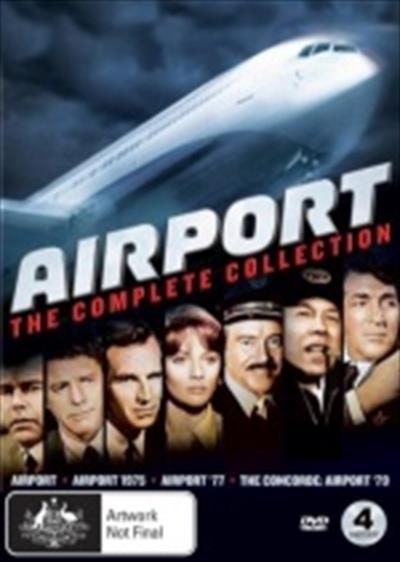 Airport - The Complete Collection DVD      Prepare to take off on a...