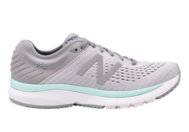 Made for going the distance, the New Balance 860v10 for women feels outstandingly responsive with...