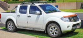 2010 NISSAN D40 STX Navara   Excellent Condition Auto, 150L, long range, tinted, cruise control, roof...
