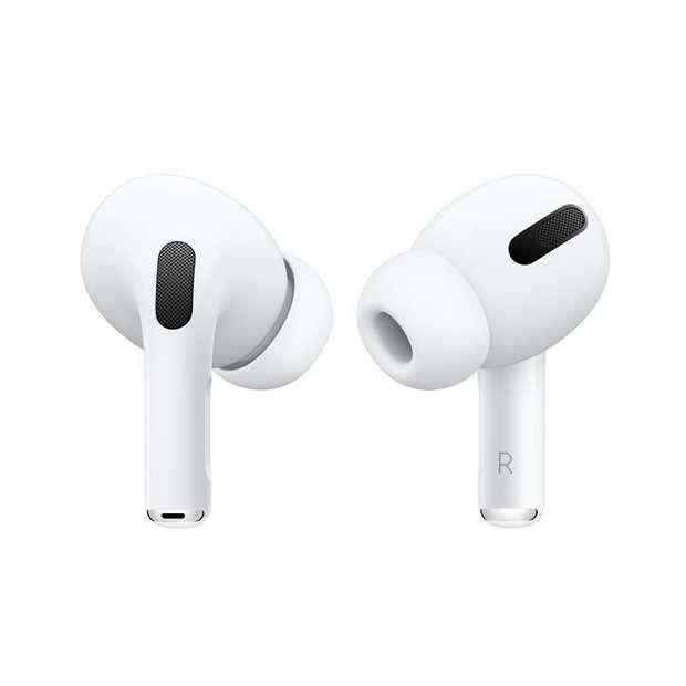 Go to apple.com/airpods-pro/specs / for a complete set.