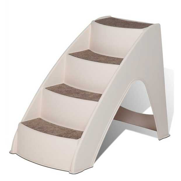 Solvit PupStep Lite Non-Skid Dog Stairs for Dogs up to 31kg
