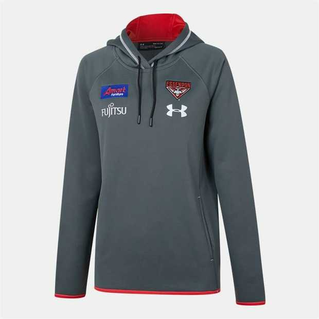 UA Storm technology repels water without sacrificing breathability Armour Fleece® is light, breathable...