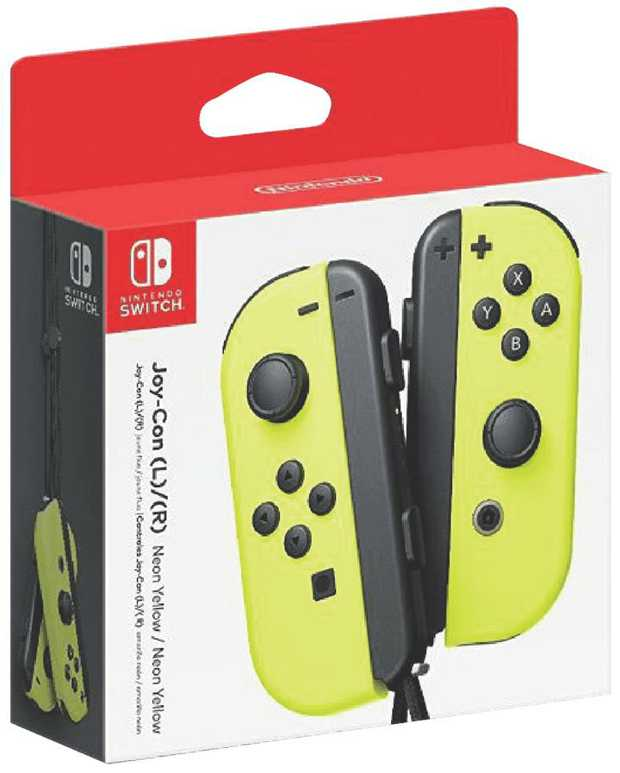 One controller or two, vertical or sideways, motion controls or buttons... Joy-Con and Nintendo Switch...