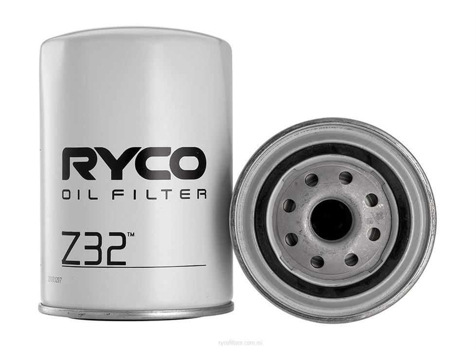 Z32 Ryco Oil Filter