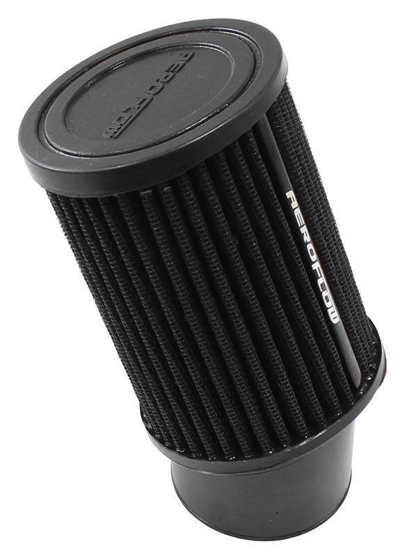 "Universal 2-7/16"" (62mm) Clamp-On Filter 5 in (127 mm) H x 3.75 in (95 mm) OD"